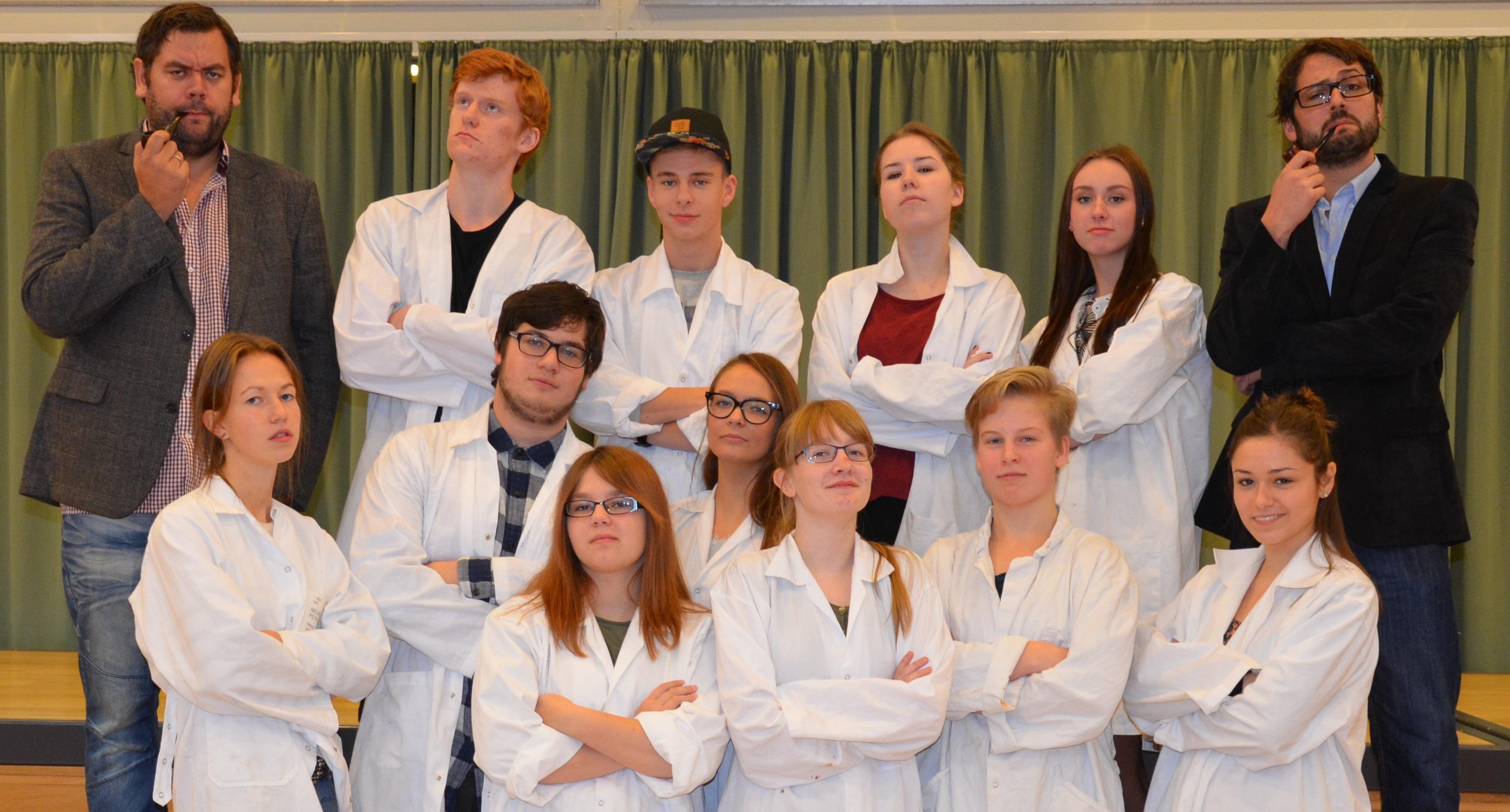 Solrød-Gymnasium-Chemistry-Club-Crew