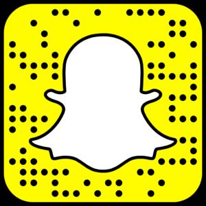 Snapchat ikon til at scanne konto