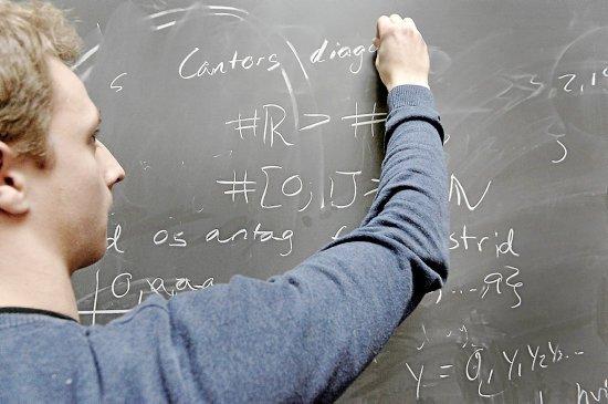 Matematikeren Mathias